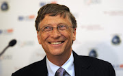 US business magnate Bill Gates is the CEO of IT giant Microsoft.