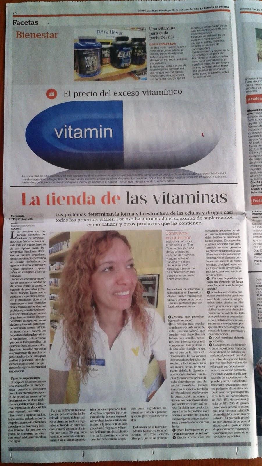 The Vitamin Shoppe Panama