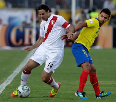 Ecuador 2 - 0 Peru (3)