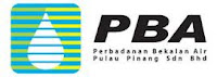Jawatan Kerja Kosong Perbadanan Bekalan Air Pulau Pinang (PBAPP)