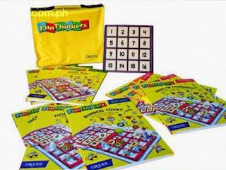 Paket Buku Anak Fun Thinkers | TOKO BUKU ONLINE SURABAYA
