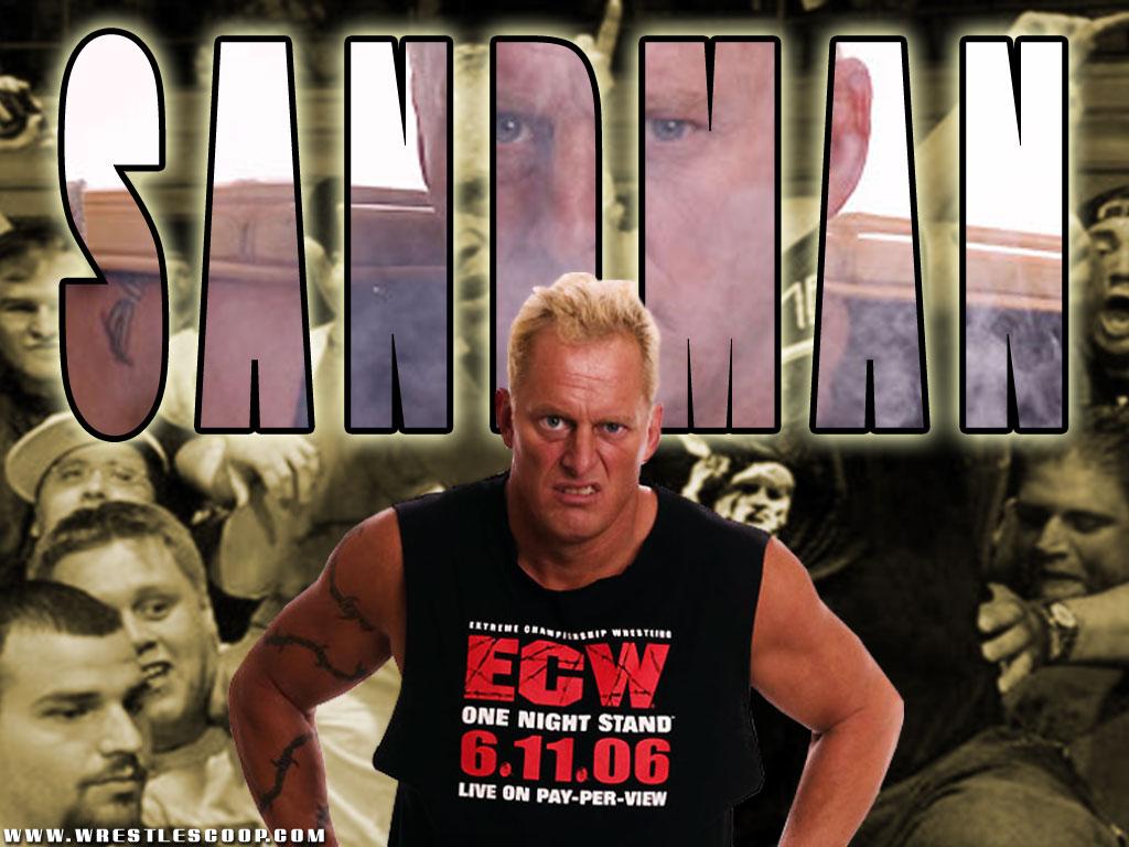 Sandman WWE wallpapers ~ WWE Superstars,WWE wallpapers,WWE pictures