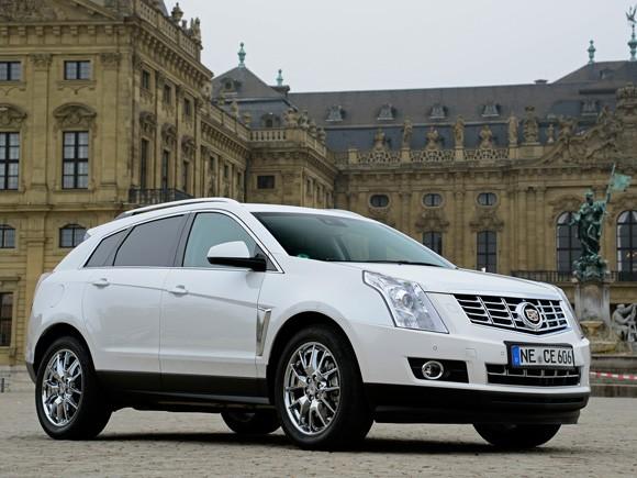 España: Nueva Cadillac SRX 2013 precios y equipamiento