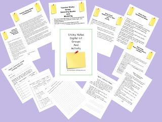 Literature Groups, Lessons, Teacher Appreciation, Globicate, Heidi Befort