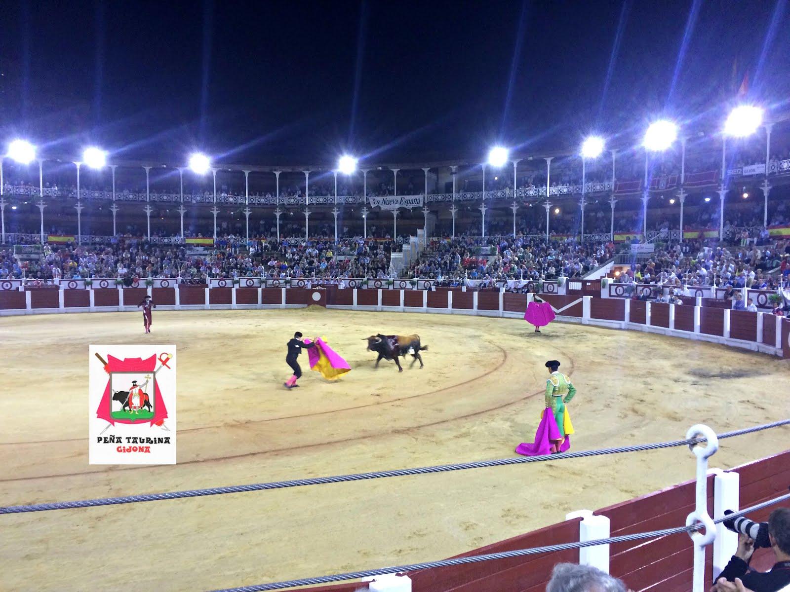 gijon corrida de toros