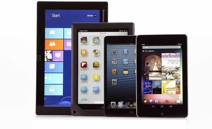 Harga Tablet Asus, Tablet Acer Semua Tipe Terbaru 2015