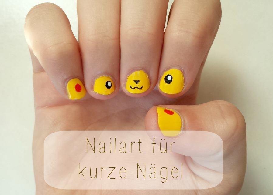 Nailhilism Nageldesign Kurze Nagel