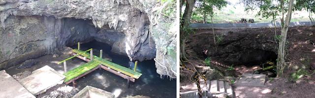 Air Kaca - Wisata Sejarah Pulau Morotai