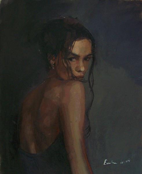 Emilii Wilk Emilii+Wilk+1983+-+Polish+Figurative+painter+-+Tutt%27Art@+%282%29