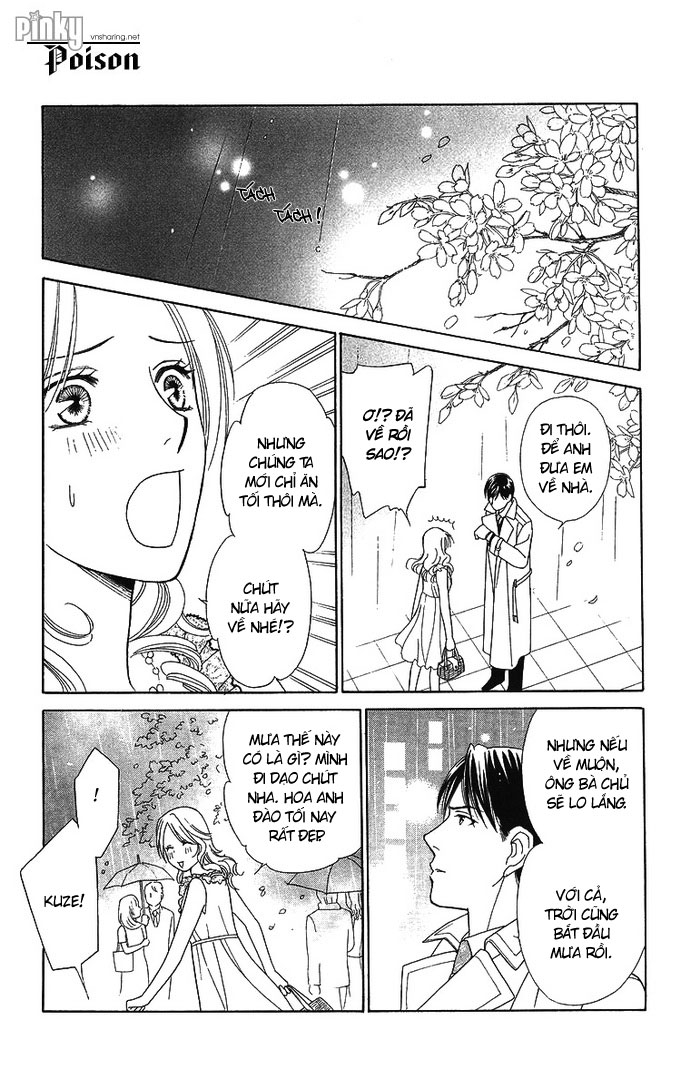 Chou yo Hana Yo chap 8 - Trang 18