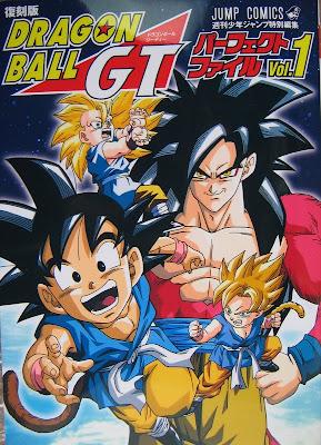 Filme Poster  Dragon Ball GT TVRip RMVB Dublado