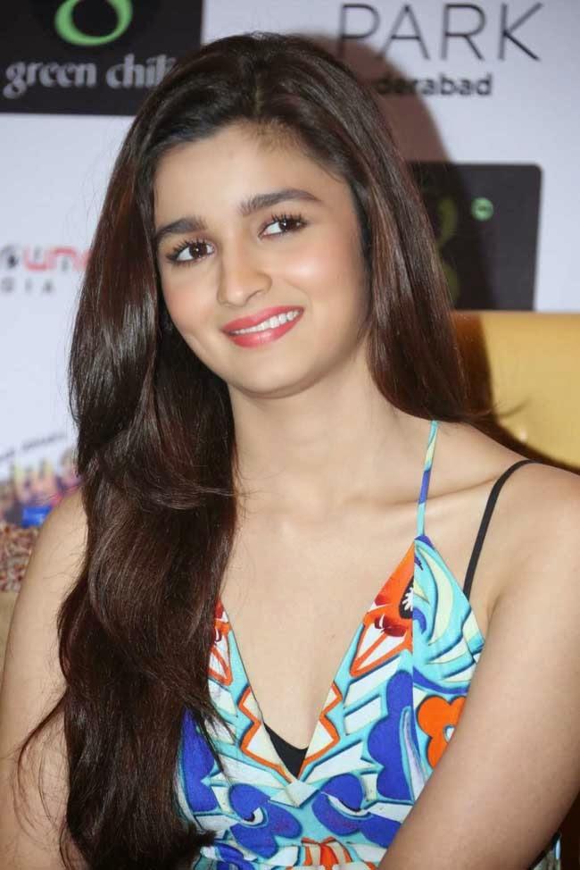 Alia Bhatt in Turquoise & Gold