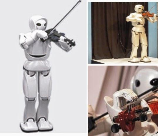 rObot-robot canggih dunia