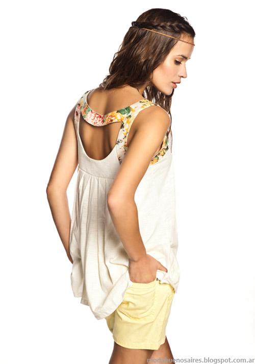 Remeras y musculosas de mujer moda 2015 Try Me.