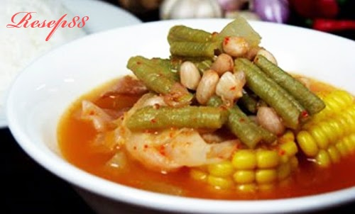 Resep Membuat Sayur Asem Khas Jakarta