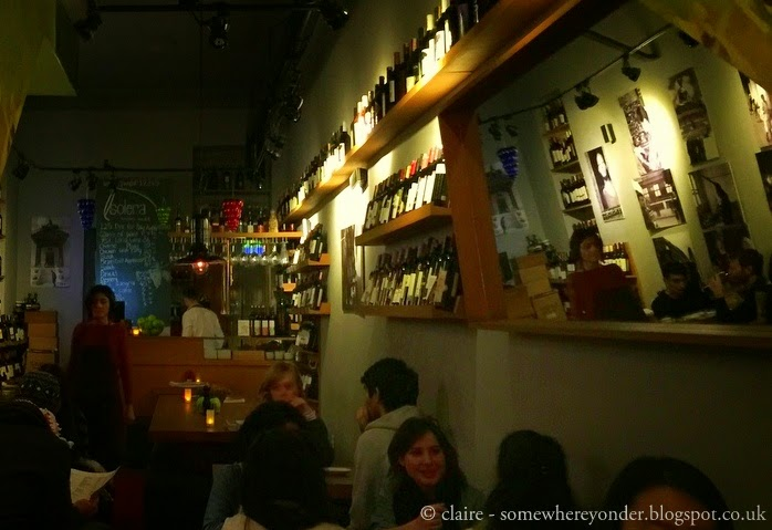 Solera Winery, Istanbul