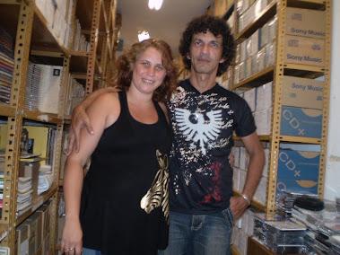 Betania Barbosa e Assis Cavalcanti
