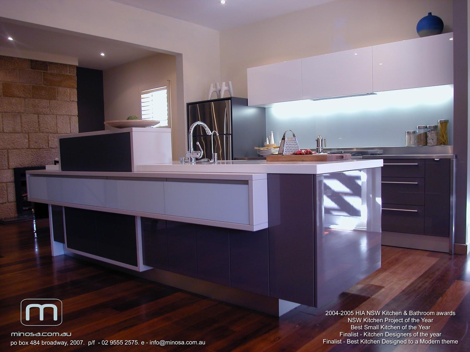 Primitive wallpaper borders for kitchen for Kitchen designs sydney