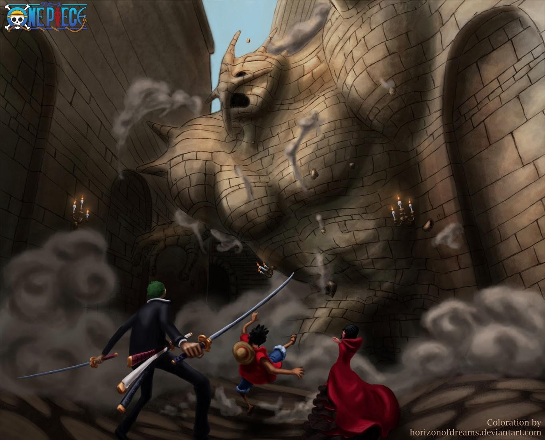 One Piece Chapter 737: Tháp điều hành 018