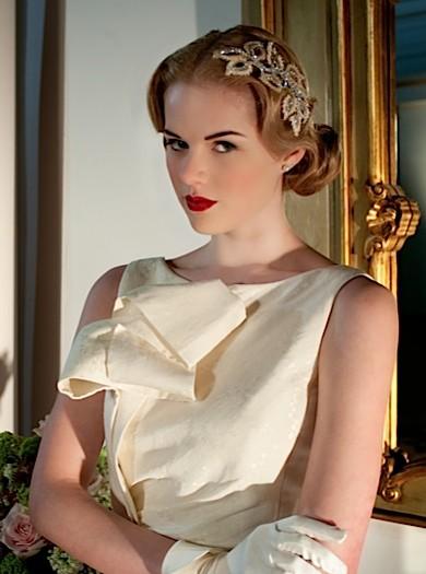 NEW SHORT HAIRSTYLES: VINTAGE WEDDING HAIRSTYLES: IDEAS ...
