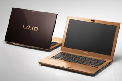 new Sony Vaio VPC SA25