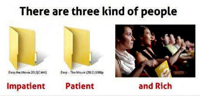 Three Kind of People