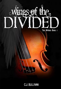 Giveaway – Wings of the Divided