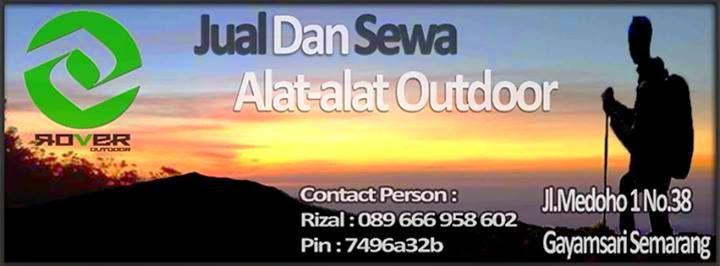 Sewa Peralatan Outdoor Semarang
