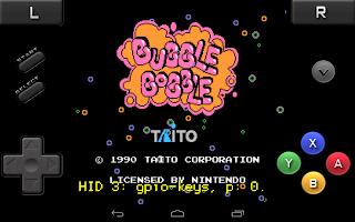 Emulacion Bubble Bobble