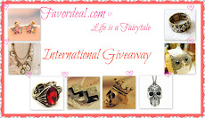 Favordeal.com and LIAF Giveaway! Open Internationally!- CLOSED