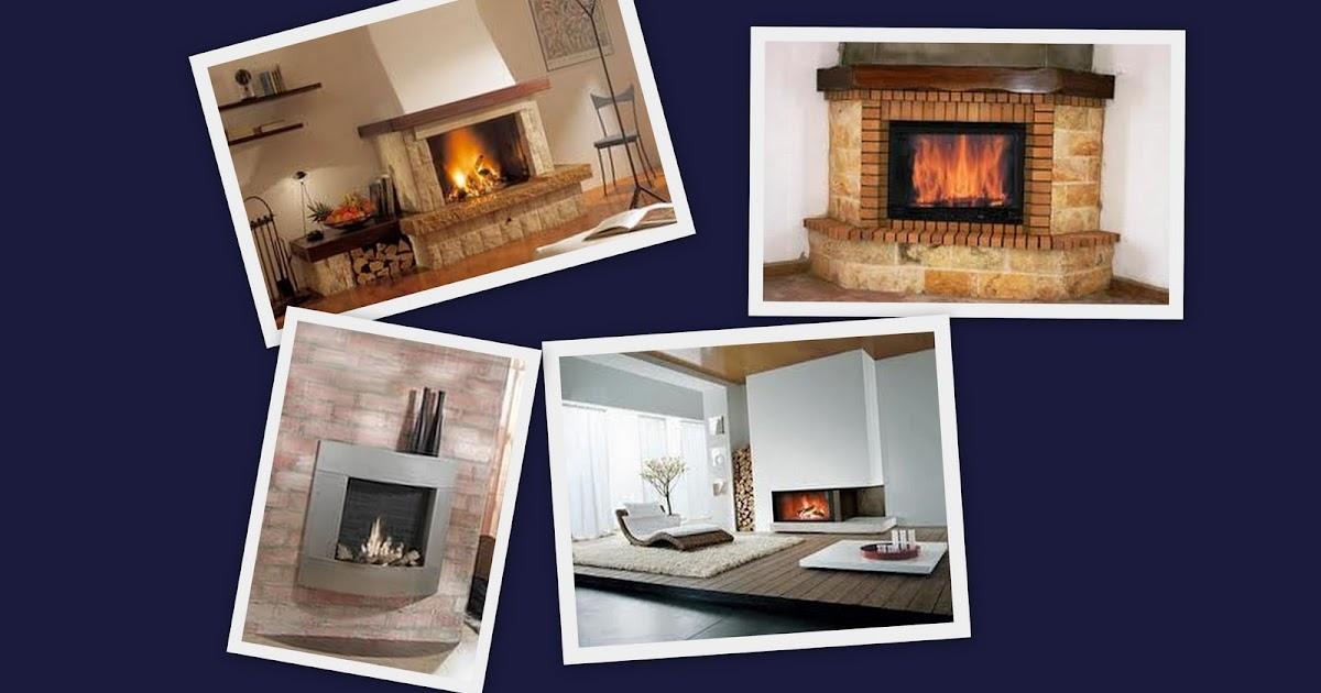 Tipos de chimenea quiero reformar mi casa - Tipos de chimeneas ...