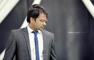Amrinder Gill in  New Style