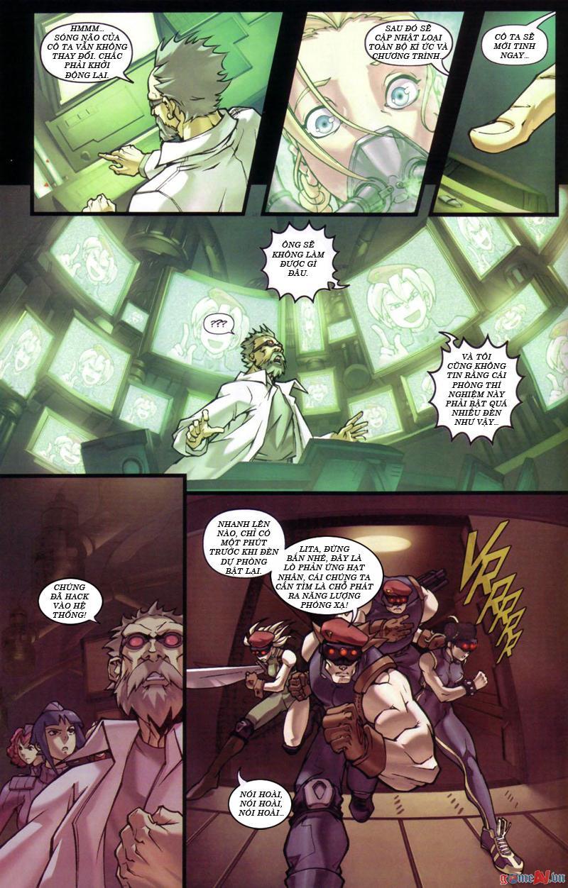 Street Fighter chap 12 - Trang 7
