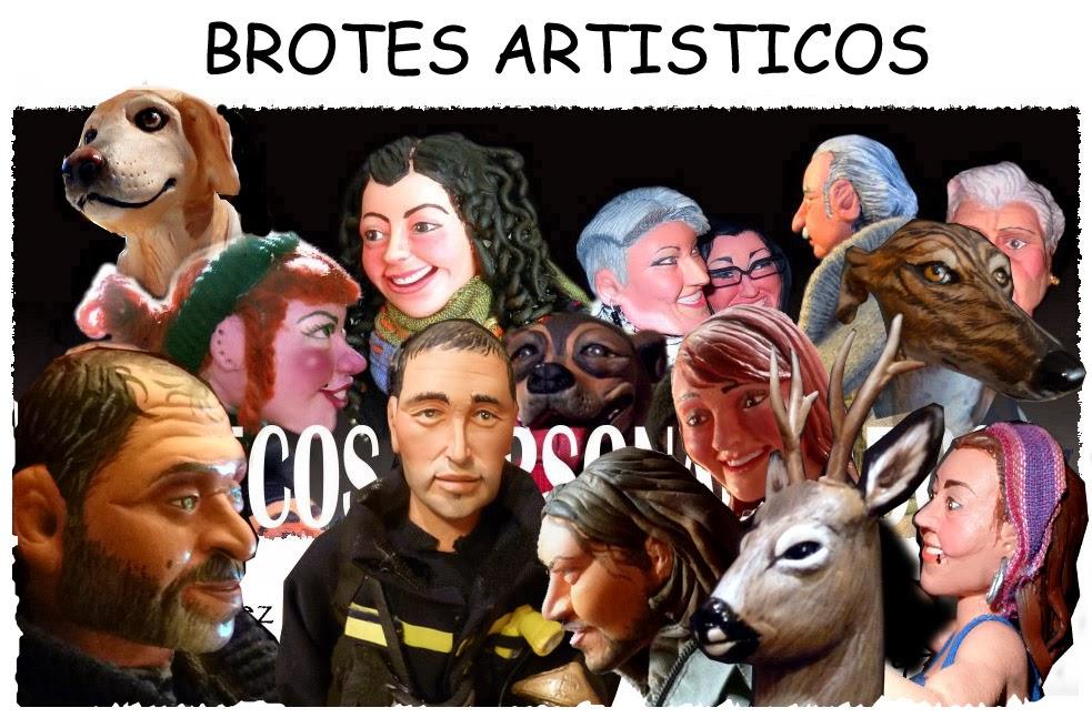 BROTES ARTISTICOS