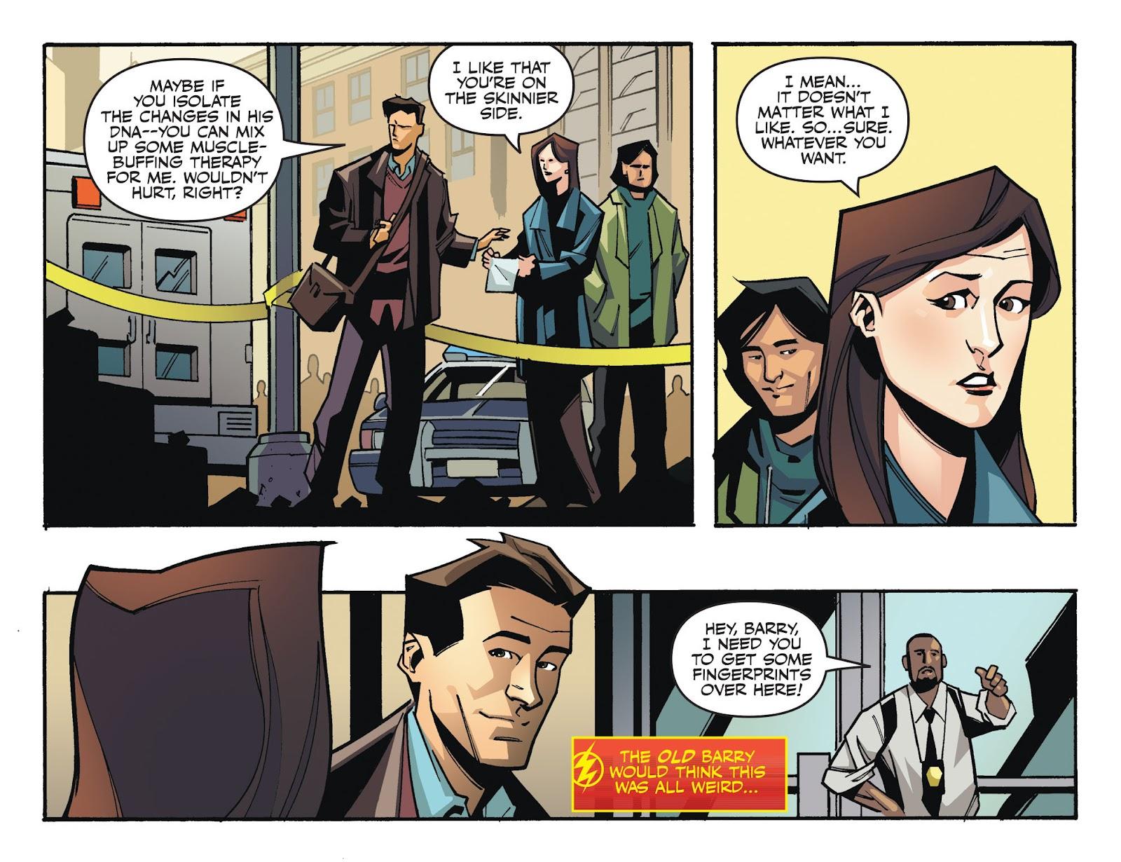The Flash: Season Zero [I] Issue #2 #2 - English 12
