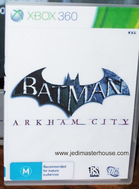 Batman Arkham City - O Jogo