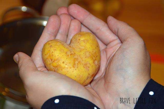 Kartoffelherz Wisentgehege Springe