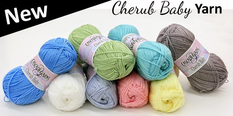Cherub Baby Yarn by Cascade Yarns