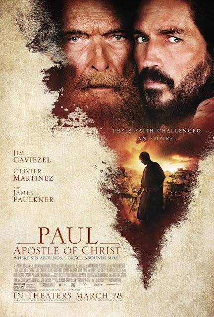 Pablo, Apóstol de Cristo [2018] [BBRip 1080p] [Dual Audio]