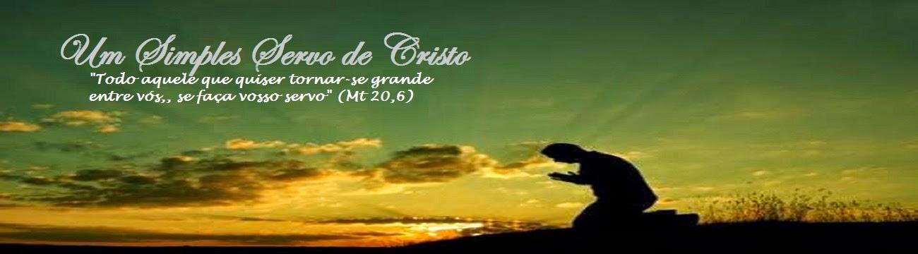 Um Simples Servo de Cristo