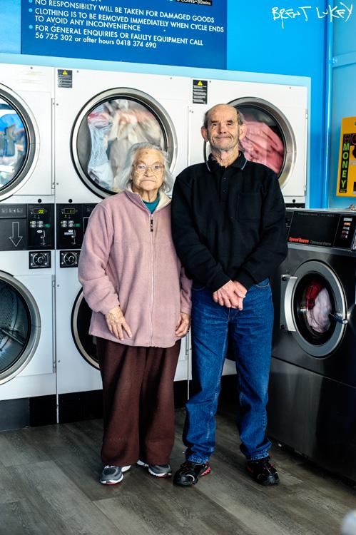'Wonthaggi Laundromat' Brent Lukey 2012.