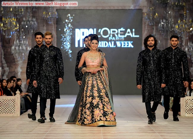 PFDC Bridal Week 2014 Day -3 | Nomi Ansari