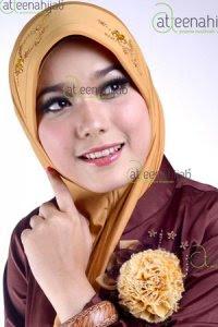 Saqina Aulia Shafa - Gold (Toko Jilbab dan Busana Muslimah Terbaru)
