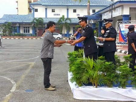 Hari polis IPD kota bharu