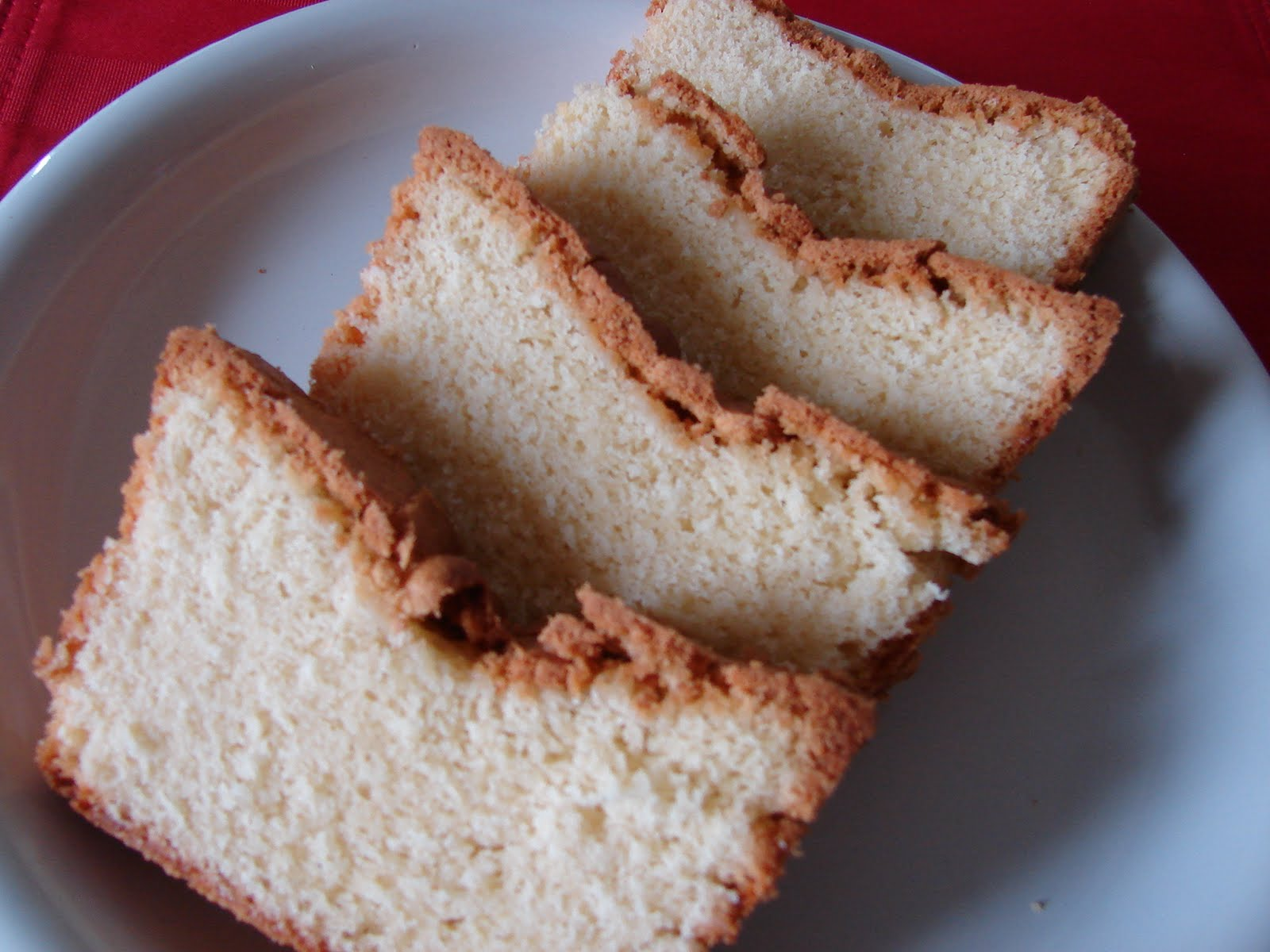 Pin Five Flavor Pound Cake With Cream Cheese Icing Cake On