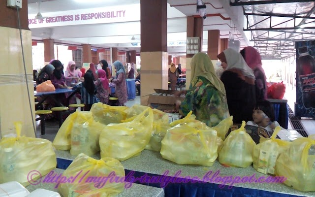 Sweet Memory Ramadhan 1434H: Iftar Jama'i Perdana