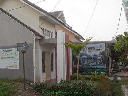 Kantor pemasaran Perum Green Menganti