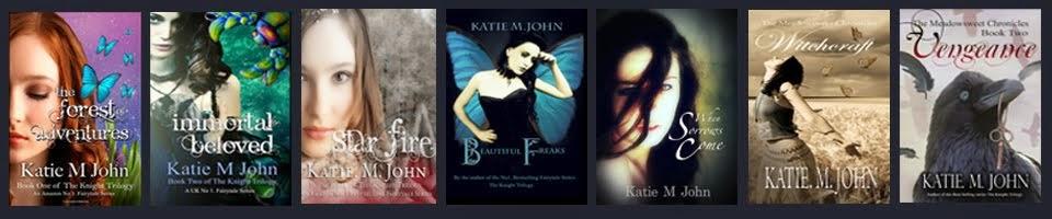 Author of YA Fairy Tales, Horror & Paranormal Romance