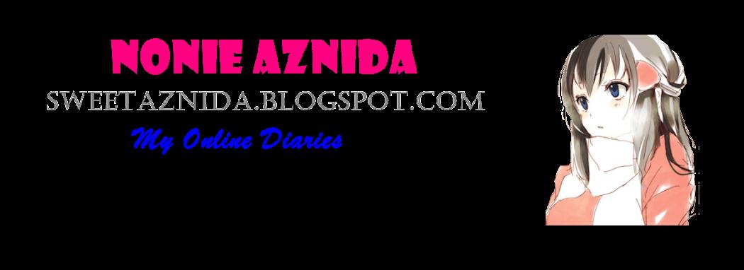 Nonie Aznida : Gadis Berkaca Mata