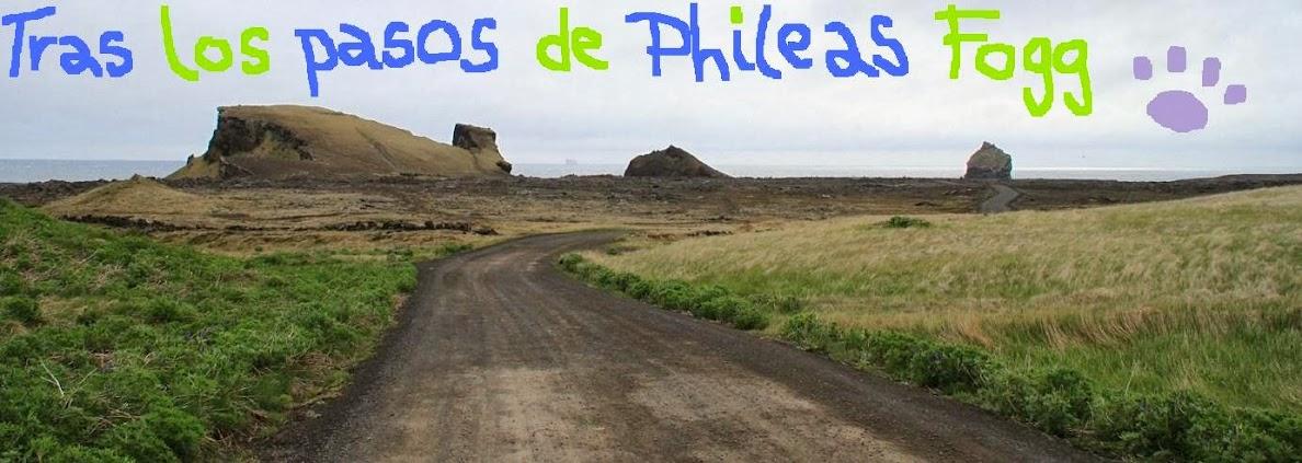 Tras los pasos de Phileas Fogg